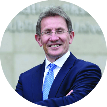 Niall Moyna Independent Advisor to Circle of Light.